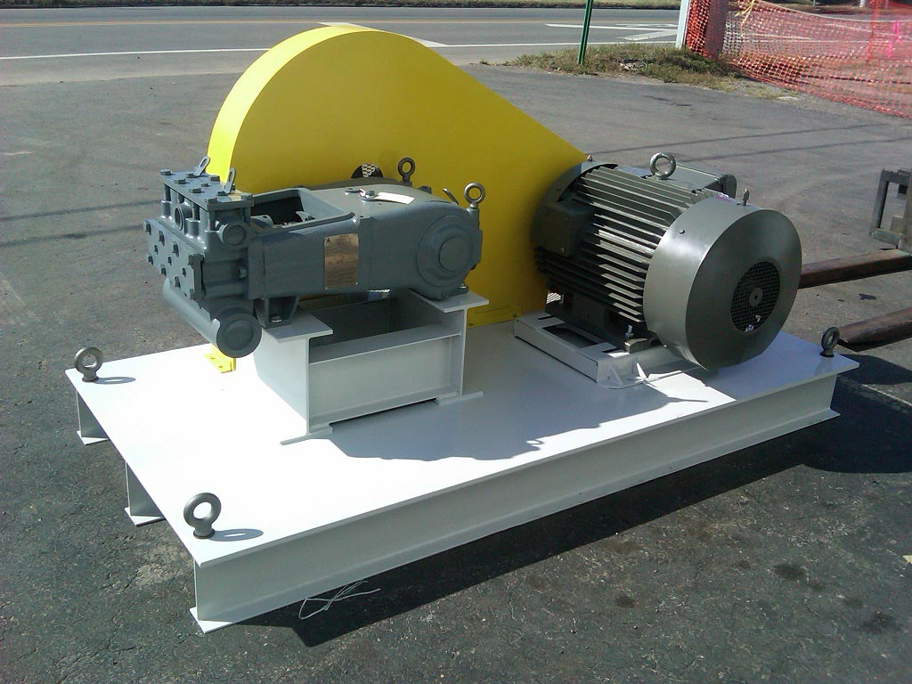 oilfield aplex pump
