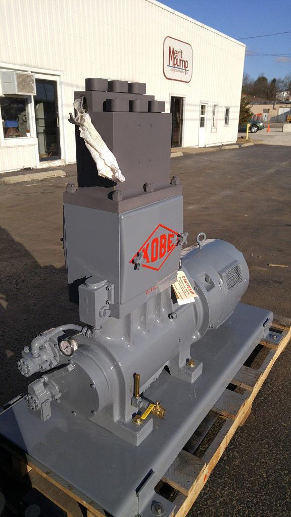 kobe pump grey