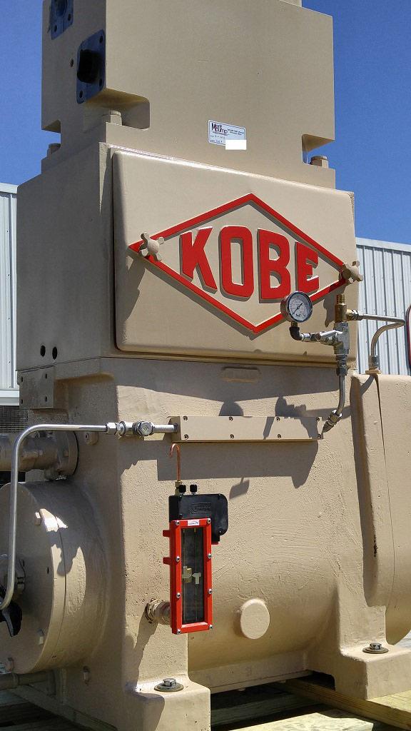 kobe pump rebuild